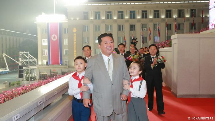 Nordkorea | Militärparade in Pyongyang