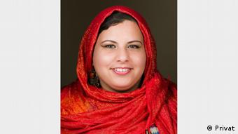 Dr. Maha Hilal, Mitbegründerin/Ko-Direktorin des Kollektivs Gerechtigkeit für Muslime