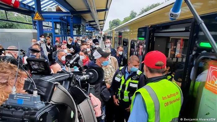 Berlin: cijepi se i u javnom prijevozu