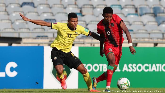 WM Katar 2022 | Qualifikationsspiel | Malawi vs Mosambik