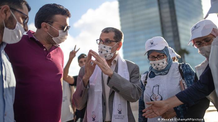 Rabat, Marokko | Wahlen | Saad Eddine el-Othmani, PJD
