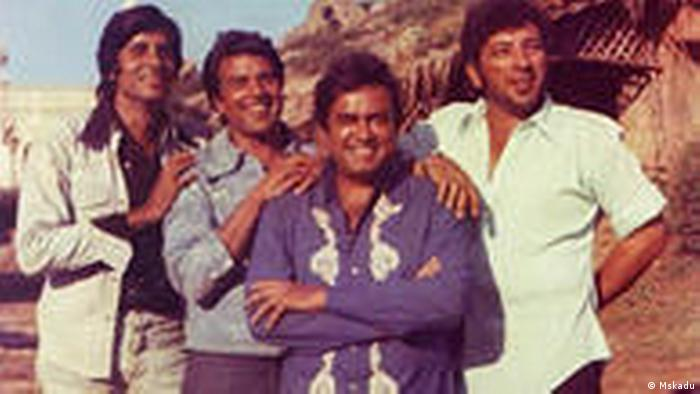 Sholay Bollywood Film 1975