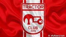 Logo Club Tractor Sazi Tabriz in Iran