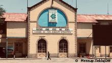 Das Büro der Ethio-Djibouti-Eisenbahn und die Häuser in Diredawa, die vor mehr als 150 Jahren gebaut wurden 09.09.21 via Mohammed Negash Do, 09.09.2021 17:56