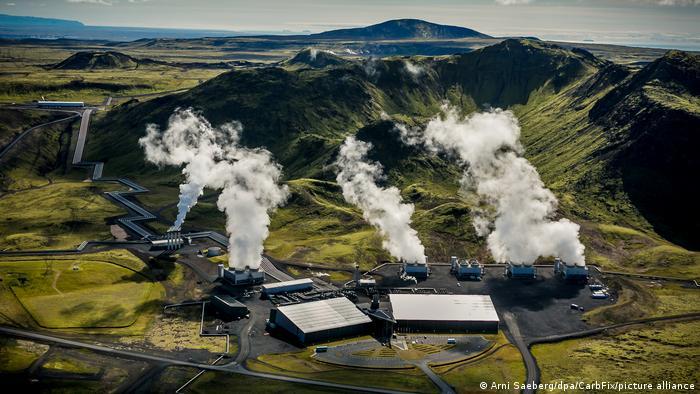 La construcción de la planta de Orca comenzó en mayo de 2020 basándose en una tecnología modular avanzada, afirma Climateworks.