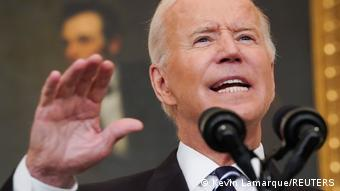 USA | Corona | Biden will Impfpflicht ausweiten