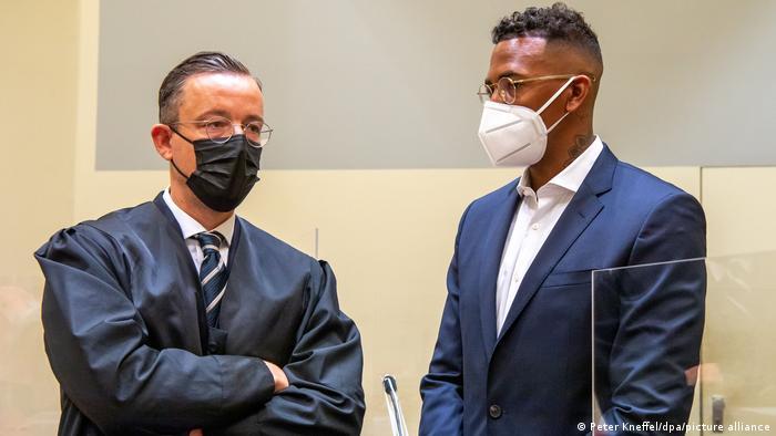 Deutschland | Boateng wegen Körperverletzung verurteilt