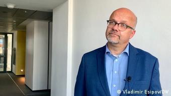 Депутат бундестага Фриц Фельгентрой