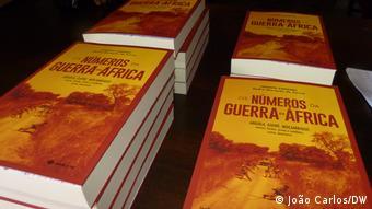 """Buch The Numbers of War von Os Números da Guerra de África""""."""