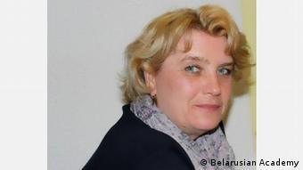 Светлана Куль-Сельверстова, профессор из Гродно, живущая и преподающая в Белостоке