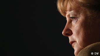 Angela Merkel - Kanzlerin in Krisenzeiten