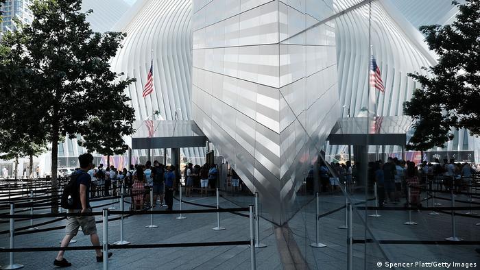 Jumba la makumbusho ya mashambulizi ya 9/11 mjini New York
