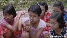 10.9.2021, Filmstil aus 'Die Kindersklaven von Myanmar - Das grausame Geschäft mit Adoptionen' Dokumentation