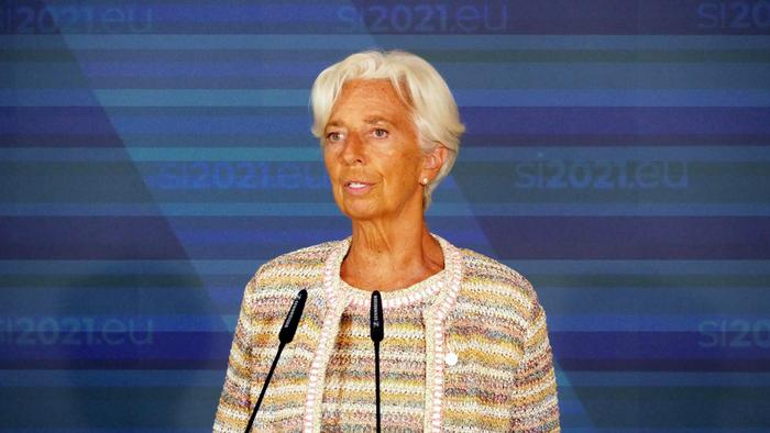 Slowenien |EU-Finanzministertreffen in Brdo | Christine Lagarde