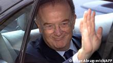 23.11.2001, Portrait des ehemaligen Präsidenten von Portugal Jorge Sampaio