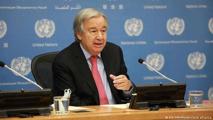 NYC, UN | Vereinte Nationen | Antonio Guterres