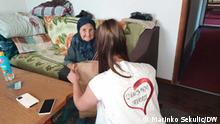 Ljubav za majke Srebrenice