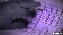 Dossierbild zum Thema Cyber-Attacken. Computerkriminalität - computer crime [ (c) www.BilderBox.com