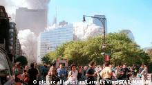 USA - 20. Jahrestag der Terroranschläge