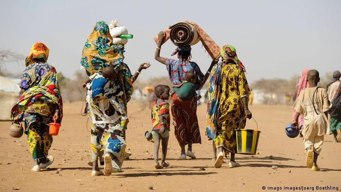 Symbolbild | Amnesty: Kinder leiden unter Terror in Westafrika