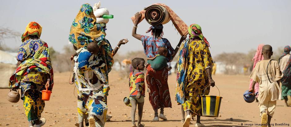 Symbolbild   Amnesty: Kinder leiden unter Terror in Westafrika