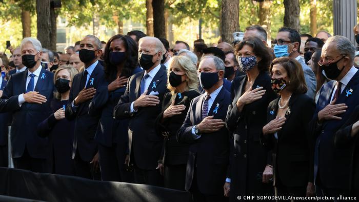 USA New York | 20. Gedenken an die Terroranschläge 9/11