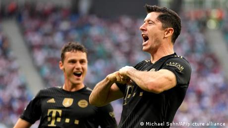 Bundesliga: Bayern Munich at their best in dominant win over RB Leipzig