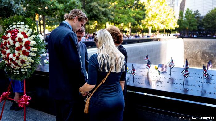 USA | New York | 20. Gedenken an die Terroranschläge 9/11