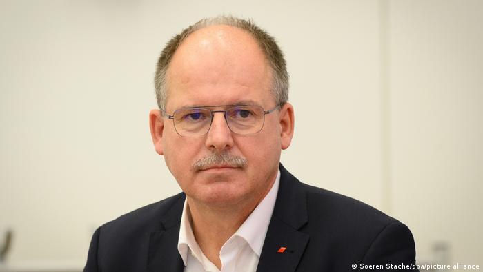 Potsdam | Podiumsdiskussion mit Olaf Scholz - Stefan Körzell