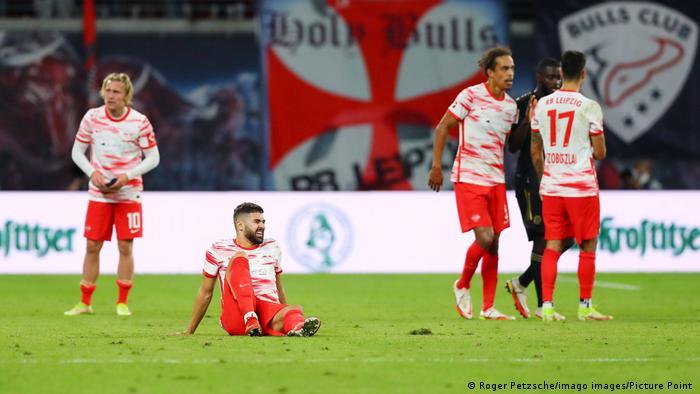 Bundesliga   RB Leipzig v Bayern München
