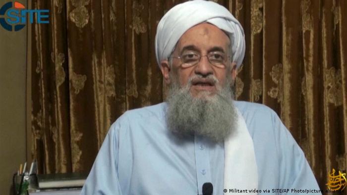 Ayman al-Zawahri, Chef von al-Qaida