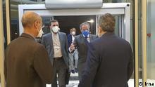 Chef der Internationalen Atomenergiebehörde führt Gespräche in Teheran Schlagw.: Rafael Grossi, IAEA, Iran, Raisi, Atomtespräche, Teheran Q.: IRNA L.:Frei