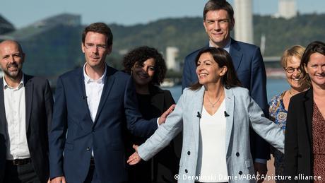 Γαλλία: Η Ινταλγκό υποψήφια των Σοσιαλιστών για την προεδρία