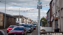 Ballymena, Nordirland am 1.9.2021