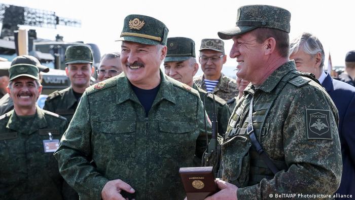 Weißrussland | Militärübung mit Russland | Alexander Lukaschenko