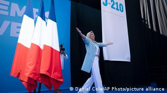 Γαλλία | Μαρίν Λεπέν |προεδρικές εκλογές