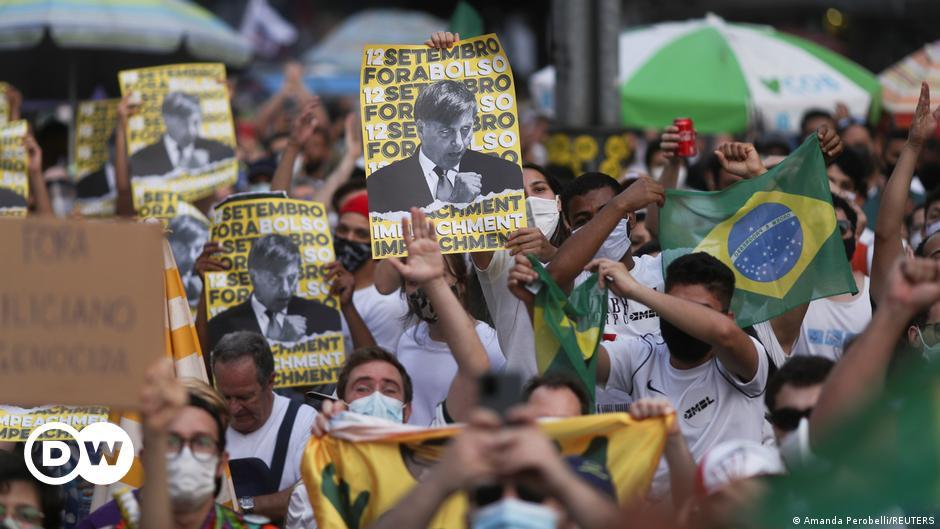 Brasiliens Senatoren fordern Klage gegen Jair Bolsonaro