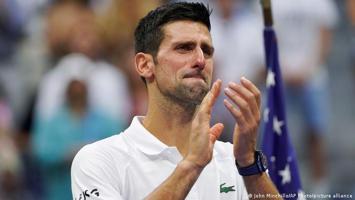 US Open Tennis Novak Djokovic vs. Daniil Medvedev