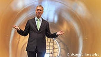 Umweltminister Norbert Röttgen (Foto: AP)