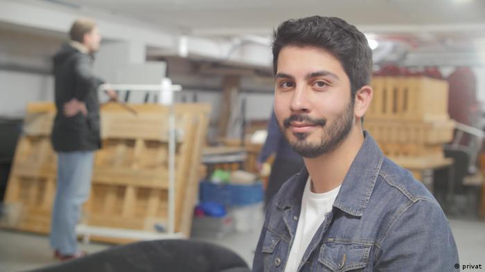 Ali Can - aktivist i inicijator #MeTwo
