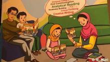 Pakistan, school textbook Credit: B. Mari Date: 12. Sept 2021