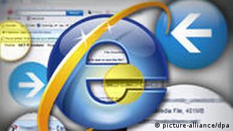 15 Jahre Browser Internet Explorer von Microsoft