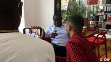 DW-Interview mit SPD-Politiker Karamba Diaby,
