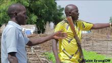 Bürgerwehr im Dorf Doublé (Kamerun) (Tags) Bürgerwehr, Kamerun, Boko Haram (c) Blaise Eyong/DW