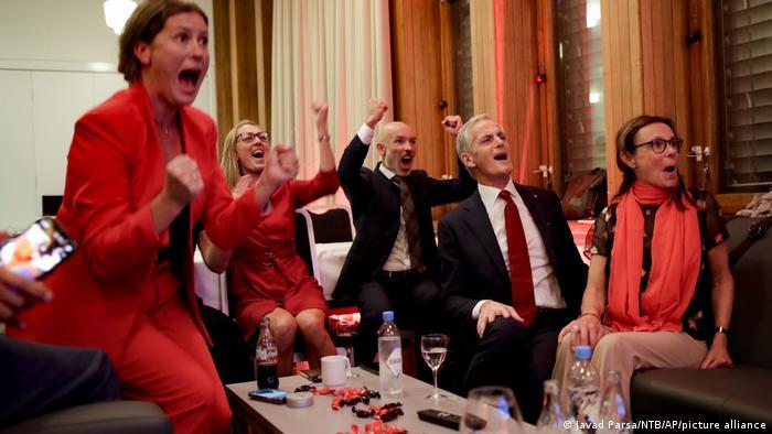Socijaldemokrati su ustvari na izborima zabilježili slabiji rezultat nego prije četiri godine, osvojili su jedan posto glasova manje nego na prošlim izborima