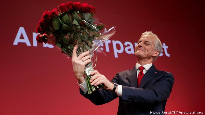 Norwegen Parlamentswahl | Jonas Store von der Arbeiterpartei