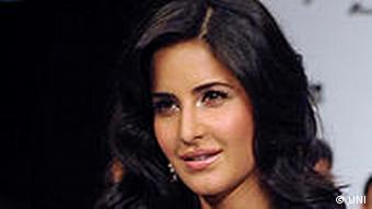 Indien Bollywood Schauspielerin Katrina Kaif
