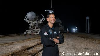 SpaceX Inspiration4 Mission commander Jared Isaacman