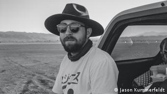US photographer and Youtuber Jason Kummerfeldt