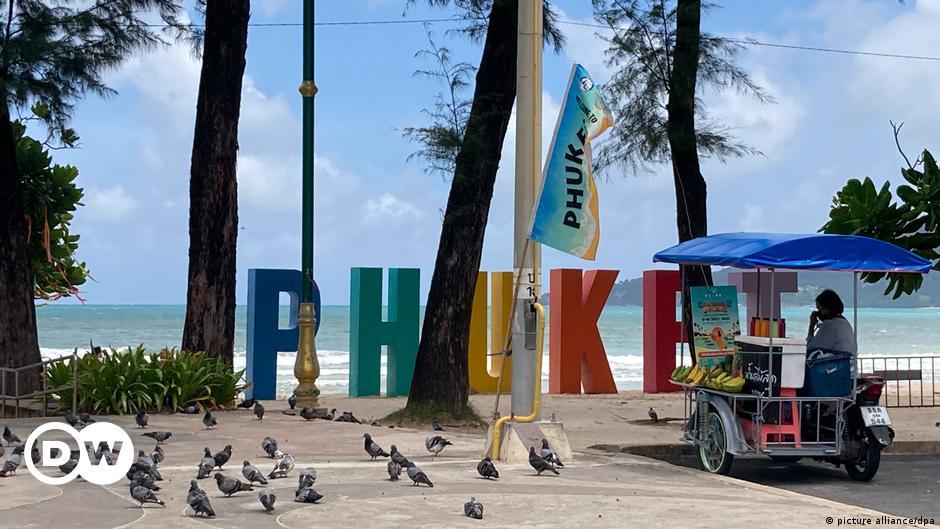 Thailands Tourismusbranche liegt am Boden